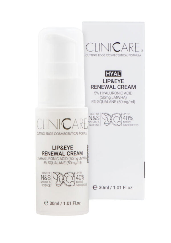 Lip&Eye Renewal Cream