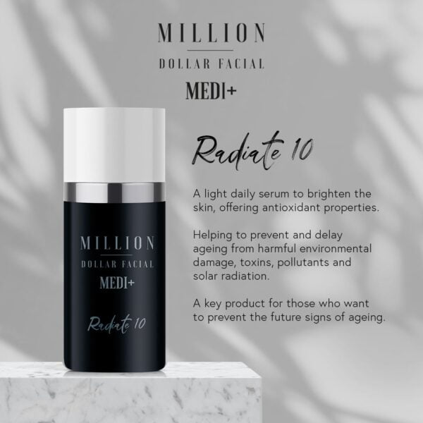 Medi+ Radiate 10