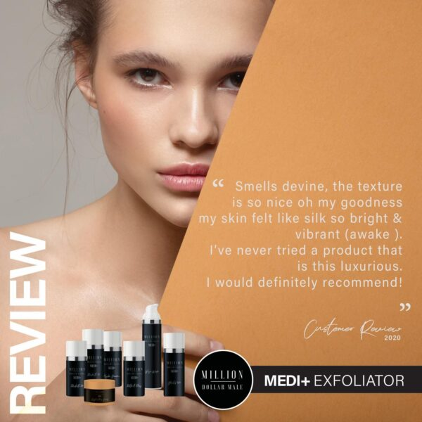 Medi+ Exfoliating Scrub Review