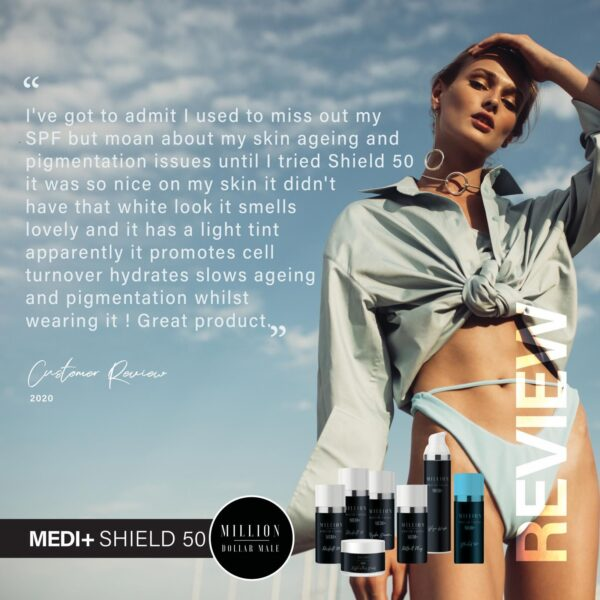 Shield 50 review